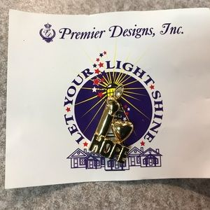 Premier designs hope pin new